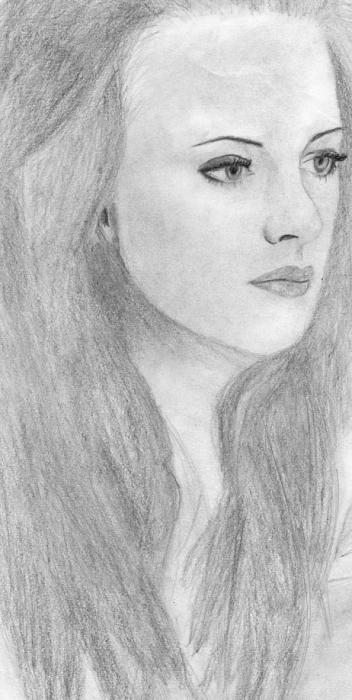 Kristen Stewart by Evelina1996